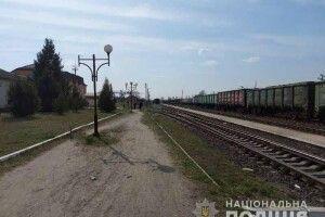 У Рокитному на Рівненщині поїзд переїхав 60-річного чоловіка (Фото)