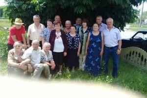 У Звинячому на Волині знову сіли за парти через 50 років (Фото)