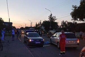 У Луцьку на смерть збили велосипедиста (Фото)