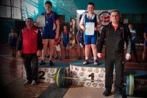 Юний лучанин став чемпіоном області з важкої атлетики