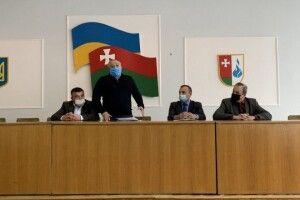 Новий голова Локачинської РДА Бакун готовий працювати так, щоб з гордістю дивитися у вічі землякам