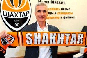 33-им тренером в історії «Шахтаря» став португалець Луїш Каштру (фото)