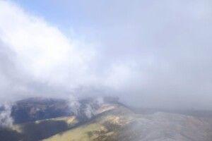 Зима вже в горах: у Карпатах – сніг і шість градусів морозу (Фото)