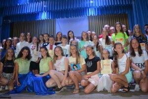 У Любешові нагородили найздібніших школярів