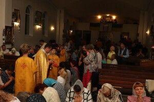 Прочани йшли на прощу до Луцького монастиря заради узалежнених