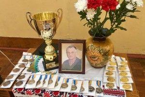 Стартував турнір з волейболу серед освітян пам'яті Олександра Кулика