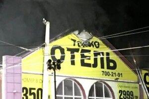 Пожежу в Одесі міг спричинити підпал, щоб приховати вбивство