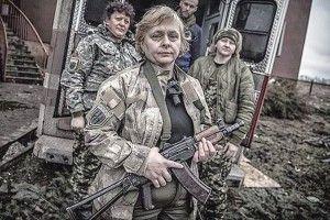 Лікарка-доброволець із позивним Мама — жінка лютого в календарі «Women in the war»