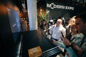 Волинська компанія бере участь у найбільшій в світі виставці торгового обладнання EuroShop 2020 (Відео. Фото)