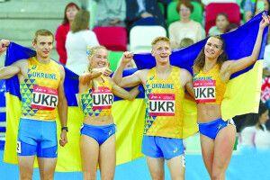 Завдяки прудконогим волинянам українці непасуть задніх наЄвропіаді!