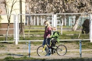 Кабмін дозволив українцям під час карантину крутити педалі