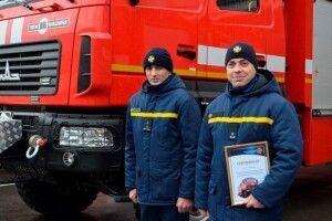 Волинські пожежники обзавелися новою технікою