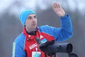 Росіянин Андрій Прокунін залишив посаду старшого тренера жіночої збірної України з біатлону