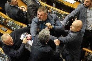 Шуфрич та Бойко, «відгрібши» від Берези, підірвали позиції «Опоблоку»?
