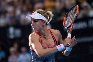 Леся Цуренко вдало стартувала на турнірі у Вашингтоні