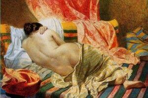 «Укрпошта» випустила серію еротичних поштових марок: на одній із них робота Тараса Шевченка