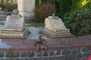 У Луцьку вкрали скульптуру кликуна