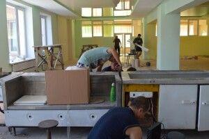 У Нововолинську управління освіти незаконно уклало договір на ремонт їдальні на 2 мільйони гривень