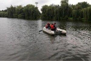 У Рівному втопився чоловік (Фото)