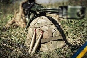 На Донбасі від пострілу ворожого снайпера загинув український військовий