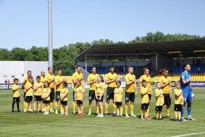 ФК «Олександрія» виборов історичну «бронзу» УПЛ