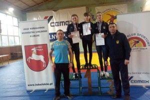 Три ковельські боркині взяли участь у міжнародних змаганнях і всі перемогли
