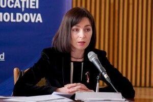 Прем'єрка Молдови звинуватила владу Порошенка у контрабанді й корупції на користь Придністров'я