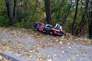 У Рівному розбився водій мотоцикла«Yamaha»