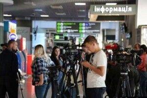 У київському аеропорту чекають звільнених Росією українців