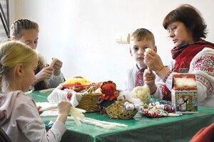 «Різдвяна майстерня» навчить виготовляти святкові сувеніри