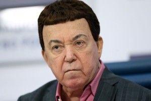 ЗМІ: Помер Йосип Кобзон