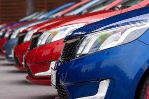 У серпні українці придбали і зареєстрували 8,3 тисячі нових легкових автомобілів