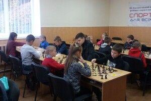 У Луцьку пройшов кваліфікаційний шаховий турнір початківців