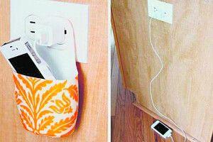 Тримач для телефону: заряджаємо зручно і безпечно