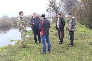 Екологи й водники Волині перевірили стан річки Прип'ять у її верхів'ї