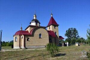 У Веснянці освятили новий храм