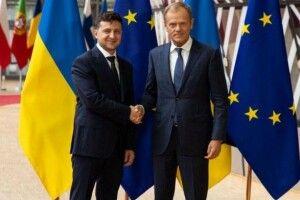 Президент України сьогодні зустрінеться з Дональдом Туском на Луганщині