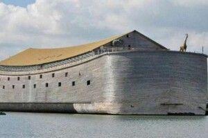 Чоловік збудував… Ноїв ковчег і планує доправити його на на«землю Бога»
