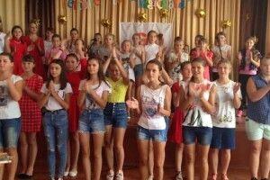 На Маневиччині відкрили англомовний табір «Go Camp»