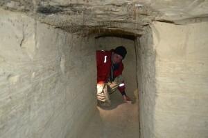 У містечку на межі Волині і Рівненщини, де зимував гетьман Мазепа, знайшли стародавні печери
