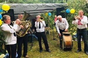 Як святкували День села в Озденіжі