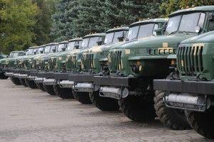 Українська армія створює логістичну систему за стандартами НАТО