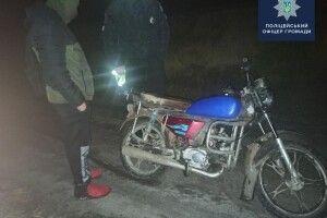 На Волині поліція спіймала п'яного і без водійських прав підлітка