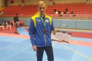 Лучанин привіз спортивні нагороди з Туреччини
