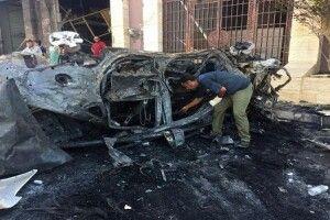 У Лівії підірвався автомобіль ООН, загинули троє співробітників