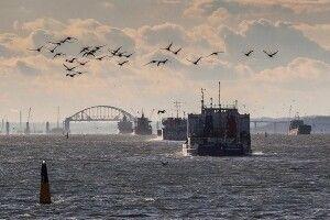 Росія на чотири доби закрила Керченську протоку для суден