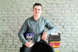 У Луцьку відкрилася книгарня-бібліотека «Ноосфера»
