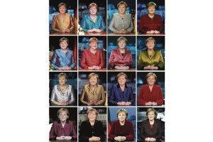 Майже без макіяжу та знезмінною зачіскою: 16 років поспіль Меркель замає посадуканцлера