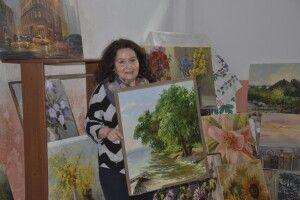 У селищі на Волині знайомилися з прекрасним світом мистецтва (Фото)