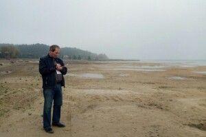 Чому вукраїнському Байкалі поменшало води?